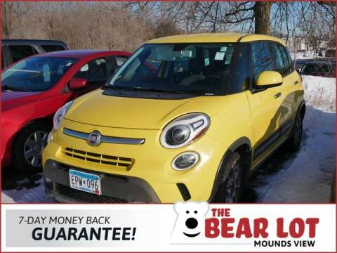 2014 FIAT 500L for sale at Rydell Auto Outlet in Mounds View MN