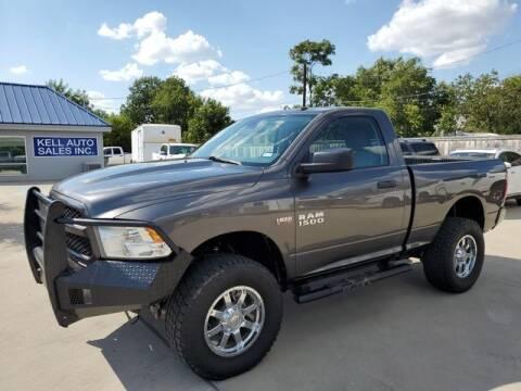 2014 RAM Ram Pickup 1500 for sale at Kell Auto Sales, Inc - Grace Street in Wichita Falls TX