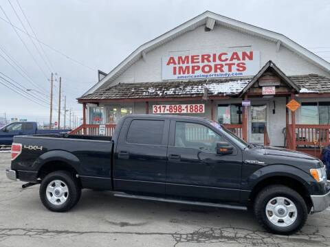 2013 Ford F-150 for sale at American Imports INC in Indianapolis IN