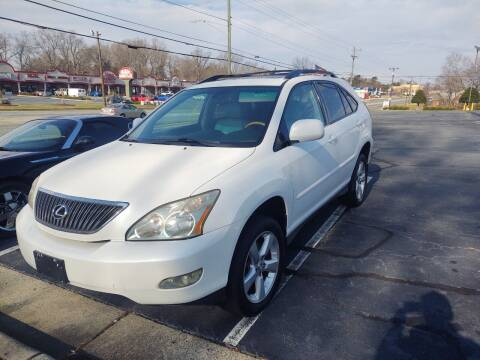 2004 Lexus RX 330 for sale at Ray Moore Auto Sales in Graham NC