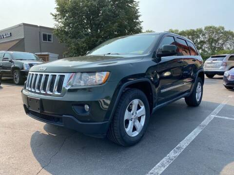 2011 Jeep Grand Cherokee for sale at MIDWEST CAR SEARCH in Fridley MN