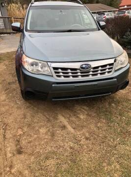 2011 Subaru Forester for sale at GDT AUTOMOTIVE LLC in Hopewell NY