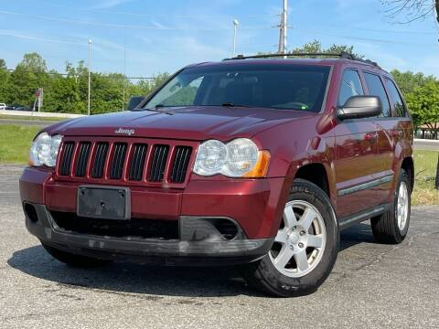 2008 Jeep Grand Cherokee for sale at MAGIC AUTO SALES in Little Ferry NJ