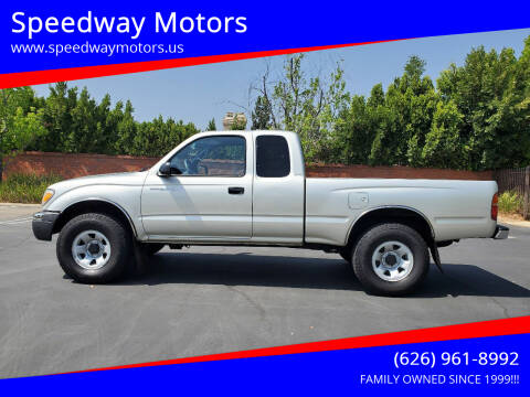 2000 Toyota Tacoma for sale at Speedway Motors in Glendora CA