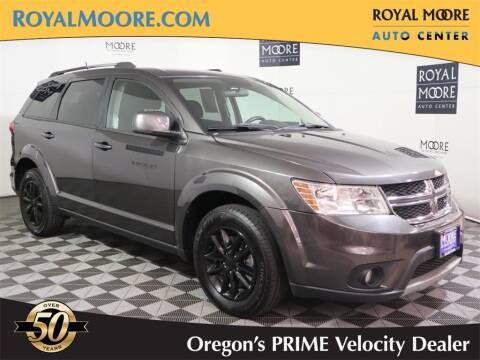 2017 Dodge Journey for sale at Royal Moore Custom Finance in Hillsboro OR