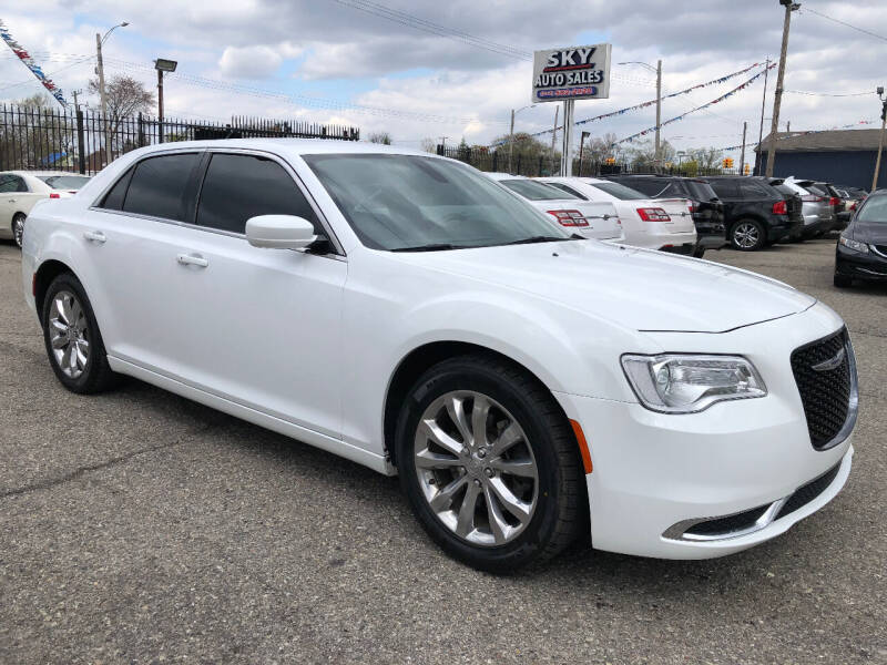 2017 Chrysler 300 for sale at SKY AUTO SALES in Detroit MI