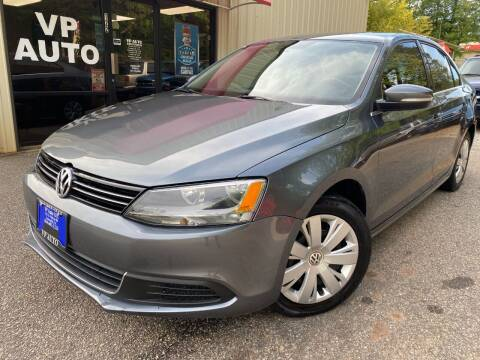 2013 Volkswagen Jetta for sale at VP Auto in Greenville SC