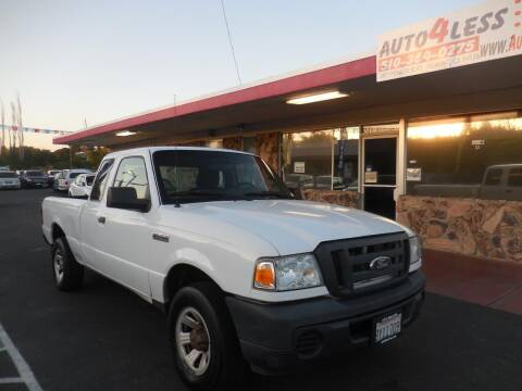 2010 Ford Ranger for sale at Auto 4 Less in Fremont CA