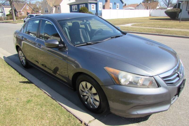 2011 Honda Accord for sale at First Choice Automobile in Uniondale NY