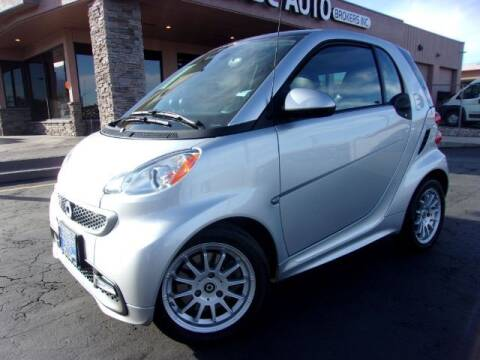2014 Smart fortwo electric drive for sale at Lakeside Auto Brokers in Colorado Springs CO