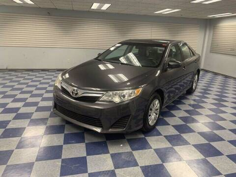 2012 Toyota Camry for sale at Mirak Hyundai in Arlington MA