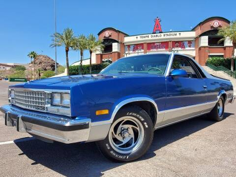 1987 Chevrolet El Camino for sale at Arizona Auto Resource in Tempe AZ