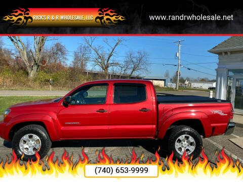 2010 Toyota Tacoma for sale at Rick's R & R Wholesale, LLC in Lancaster OH