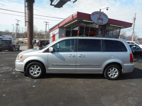 2012 Chrysler Town and Country for sale at The Carriage Company in Lancaster OH