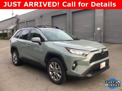 2019 Toyota RAV4 for sale at Toyota of Seattle in Seattle WA