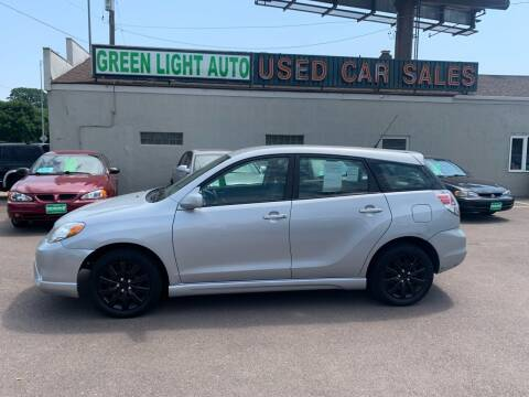 2007 Toyota Matrix for sale at Green Light Auto in Sioux Falls SD