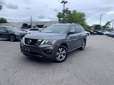 2018 Nissan Pathfinder for sale at EUROPEAN AUTO EXPO in Lodi NJ