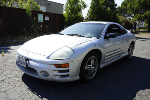 2003 Mitsubishi Eclipse for sale at Sports Plus Motor Group LLC in Sunnyvale CA