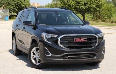 2018 GMC Terrain for sale at Big O Auto LLC in Omaha NE