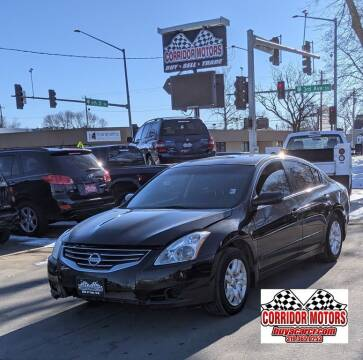 2012 Nissan Altima for sale at Corridor Motors in Cedar Rapids IA