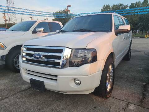 2013 Ford Expedition EL for sale at Southeast Auto Inc in Walker LA