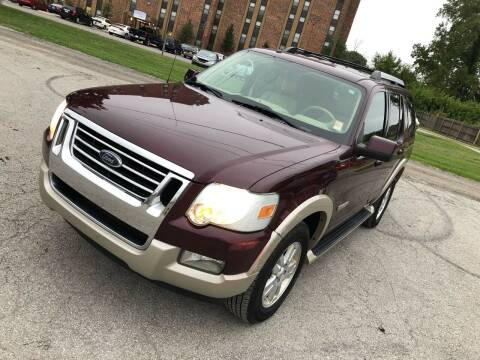 2006 Ford Explorer for sale at Supreme Auto Gallery LLC in Kansas City MO