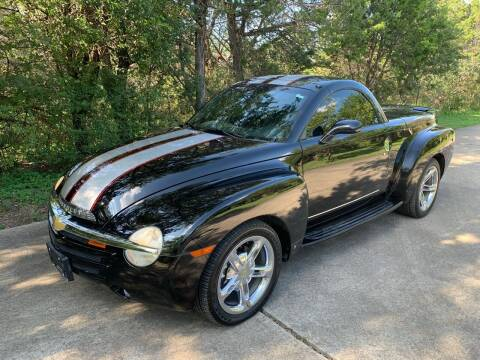 2006 Chevrolet SSR for sale at TROPHY MOTORS in New Braunfels TX