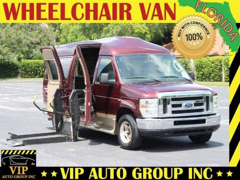 2009 Ford E-Series Cargo for sale at VIP Auto Group in Clearwater FL