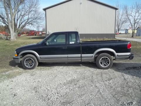 1998 Chevrolet S-10 for sale at BRETT SPAULDING SALES in Onawa IA