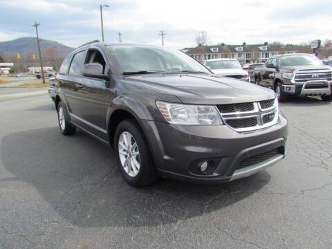 2017 Dodge Journey for sale at Hibriten Auto Mart in Lenoir NC