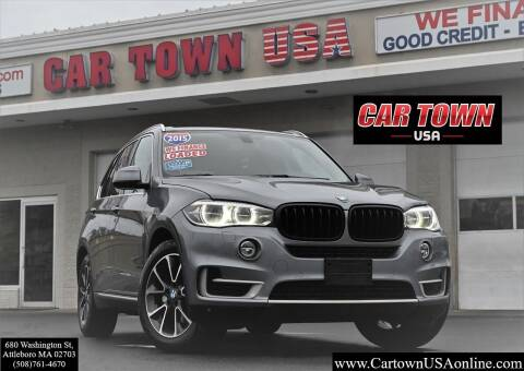 2015 BMW X5 for sale at Car Town USA in Attleboro MA