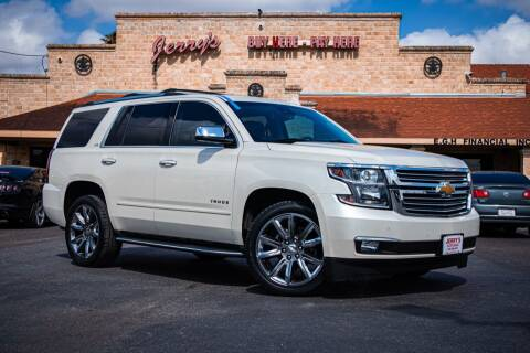 2015 Chevrolet Tahoe for sale at Jerrys Auto Sales in San Benito TX