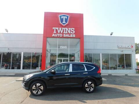 2015 Honda CR-V for sale at Twins Auto Sales Inc Redford 1 in Redford MI