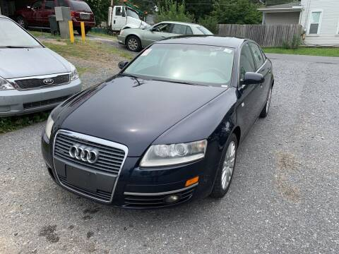 2006 Audi A6 for sale at Harrisburg Auto Center Inc. in Harrisburg PA