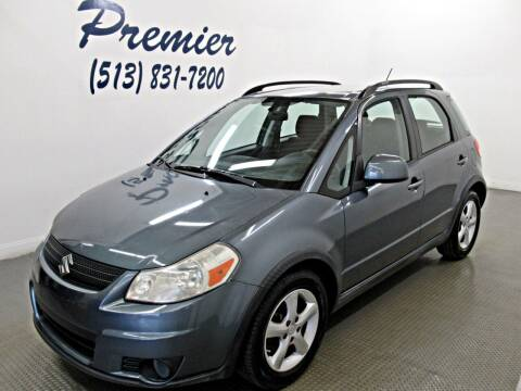 2008 Suzuki SX4 Crossover for sale at Premier Automotive Group in Milford OH