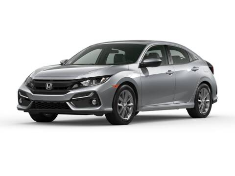 2021 Honda Civic for sale at MILLENNIUM HONDA in Hempstead NY