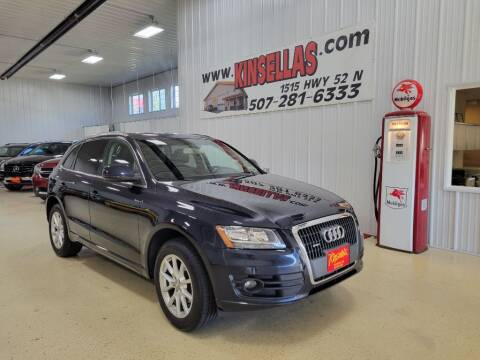 2011 Audi Q5 for sale at Kinsellas Auto Sales in Rochester MN