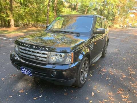 2008 Land Rover Range Rover Sport for sale at Bowie Motor Co in Bowie MD