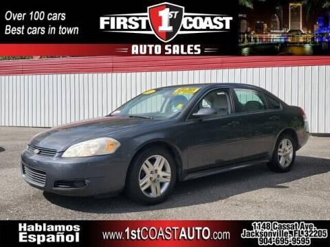 2010 Chevrolet Impala for sale at 1st Coast Auto -Cassat Avenue in Jacksonville FL