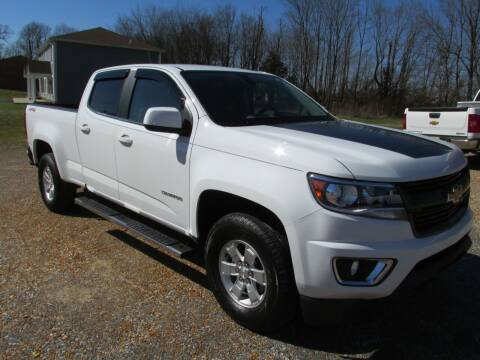 2020 Chevrolet Colorado for sale at Jerry West Used Cars in Murray KY