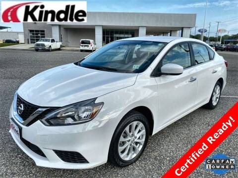 2019 Nissan Sentra for sale at Kindle Auto Plaza in Middle Township NJ