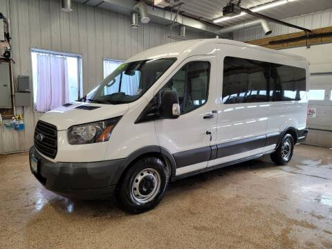 2016 Ford Transit Passenger for sale at Sand's Auto Sales in Cambridge MN