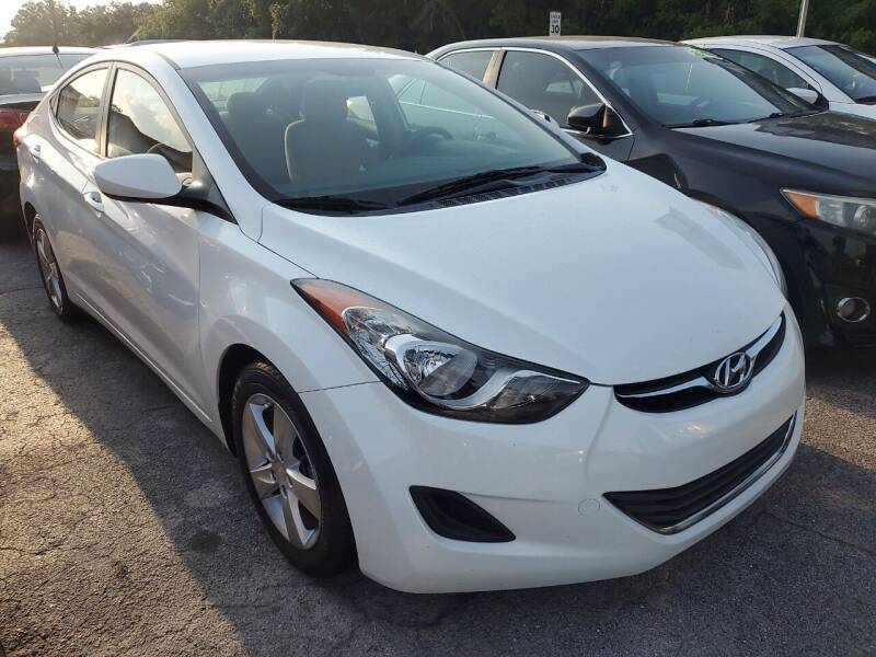 2013 Hyundai Elantra for sale at Mars auto trade llc in Kissimmee FL