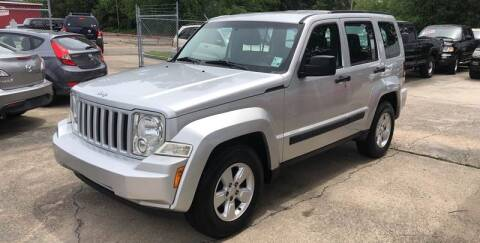 2010 Jeep Liberty for sale at Baton Rouge Auto Sales in Baton Rouge LA