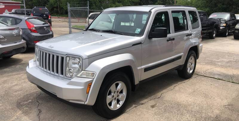 2010 Jeep Liberty for sale at Baton Rouge Auto Sales in Baton Rouge LA