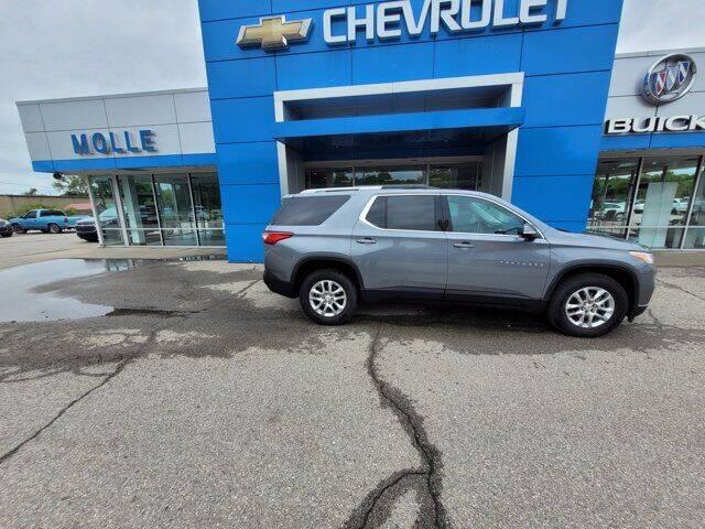 2018 Chevrolet Traverse for sale in Frontenac, KS