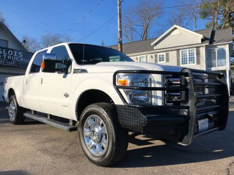 2016 Ford F-250 Super Duty for sale at Langlois Auto and Truck LLC in Kingston NH