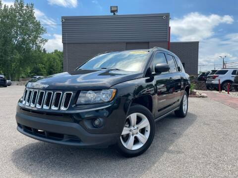 2016 Jeep Compass for sale at George's Used Cars - Telegraph in Brownstown MI