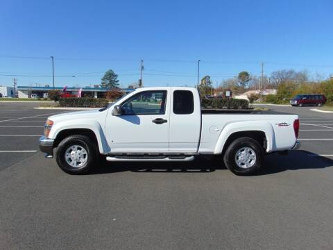 2006 GMC Canyon for sale at CR Garland Auto Sales in Fredericksburg VA