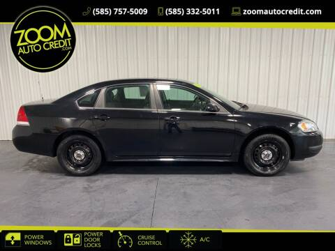 2016 Chevrolet Impala Limited for sale at ZoomAutoCredit.com in Elba NY